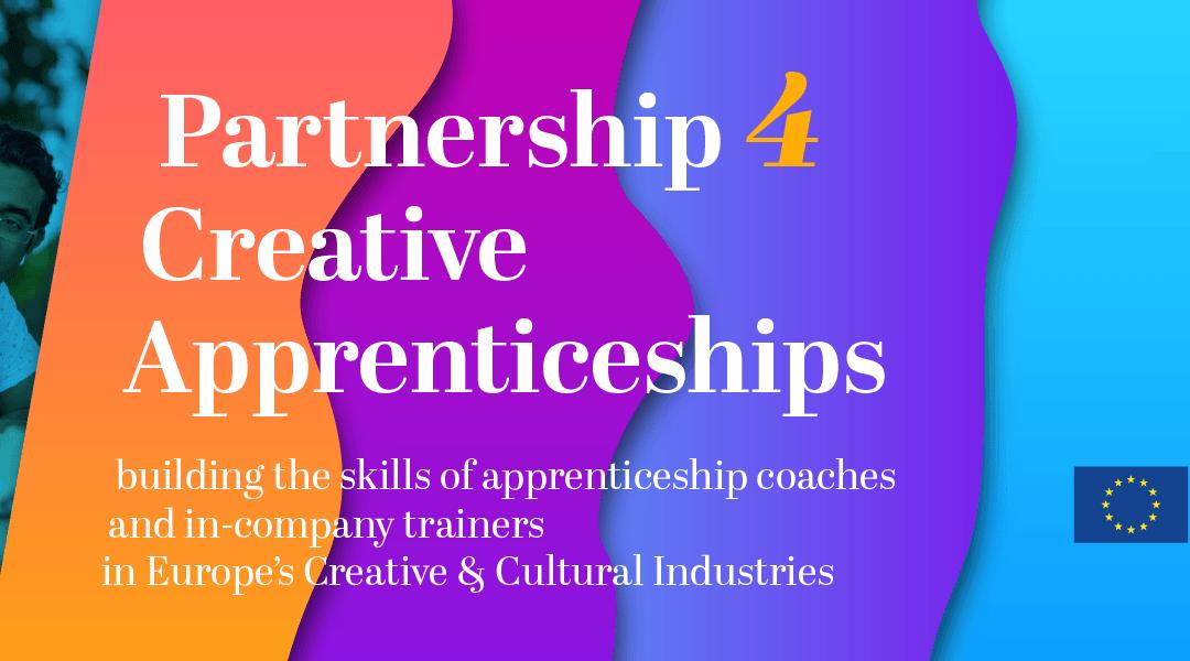 Rinova launches Partnerships for Creative Apprenticeships