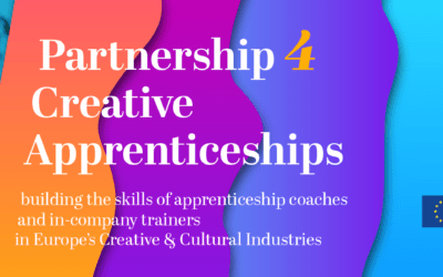 Rinova launches Partnerships for Creative Apprenticeships